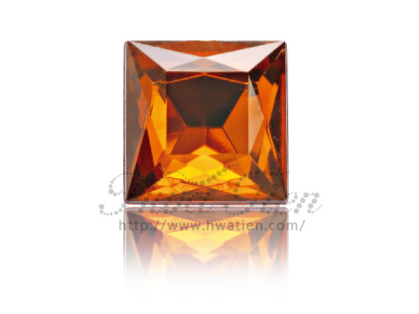 Square Acrylic Gem High Quality from Top Gemstone Supplier