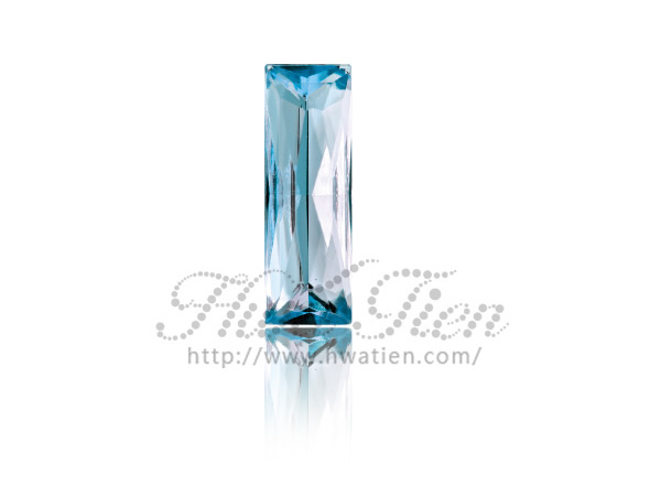 T Shape Designed Acrylic Bead Stone for Jewelry Field