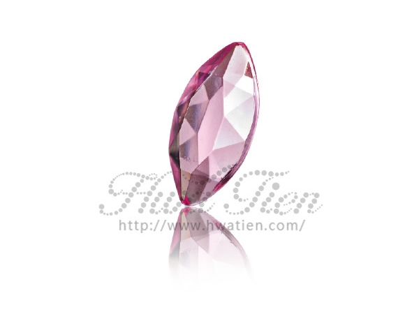 Horse Eye Rhinestone, by Hwa Tien Acrylic Gemstone Supplier