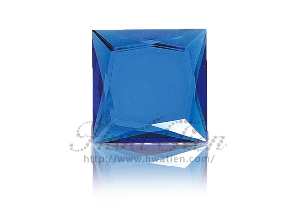 Square Mirror Acrylic Gemstone by Gemstone Seller Hwa Tien