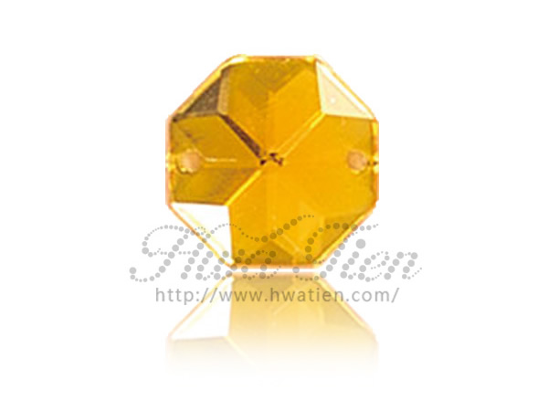 Regular Octagon Acrylic Gemstones, Hwa Tien Expert Supplier